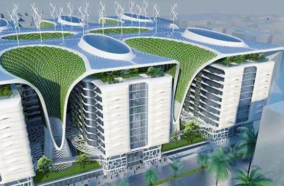 """如何助推建筑业""""碳中和""""?用碳达峰的理念进行新的建筑设计.jpg"""