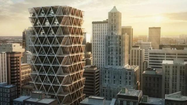 2019 年度最受欢迎的十大建筑概念设计