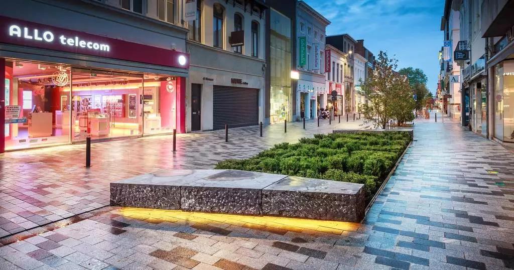 让商业街变身网红地,商业区景观设计不可忽视