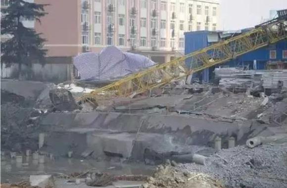基坑坍塌危险大,10种基坑坍塌诱因需要警惕.jpg